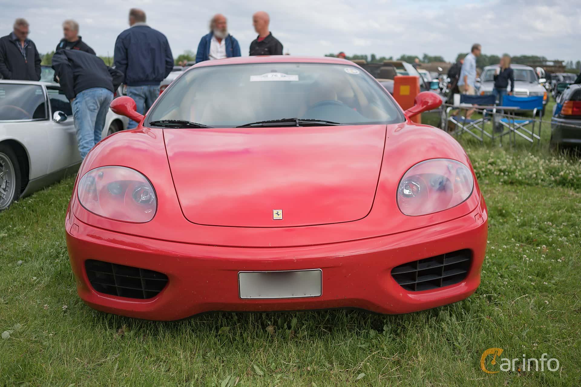 Ferrari 360 Modena 3.6 V8 Manual, 400hp, 2003 at Tisdagsträffarna Vikingatider v.25 / 2017