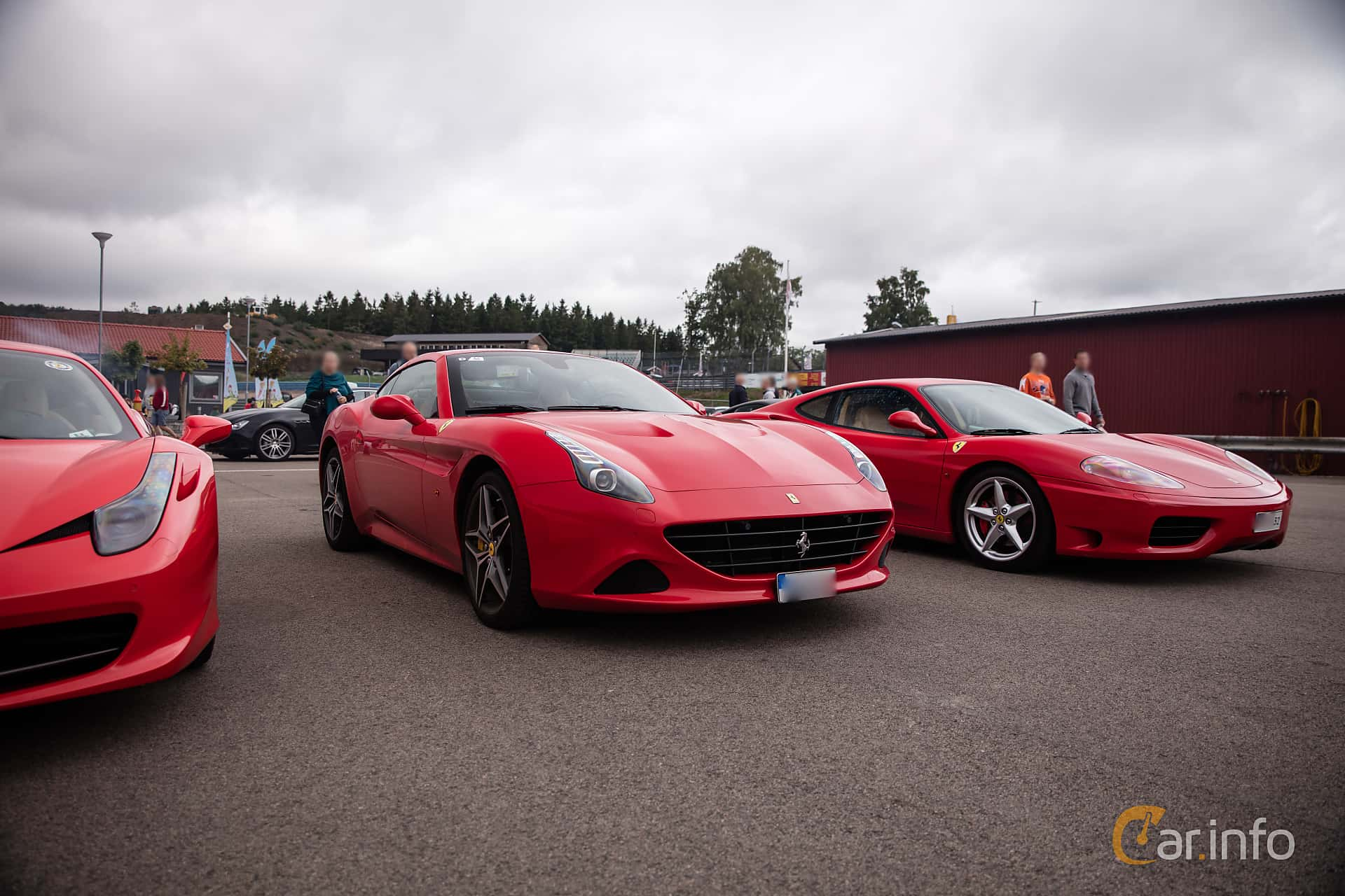 4 Images Of Ferrari California T 3 9 V8 Dct 560hp 2015 By Mbe