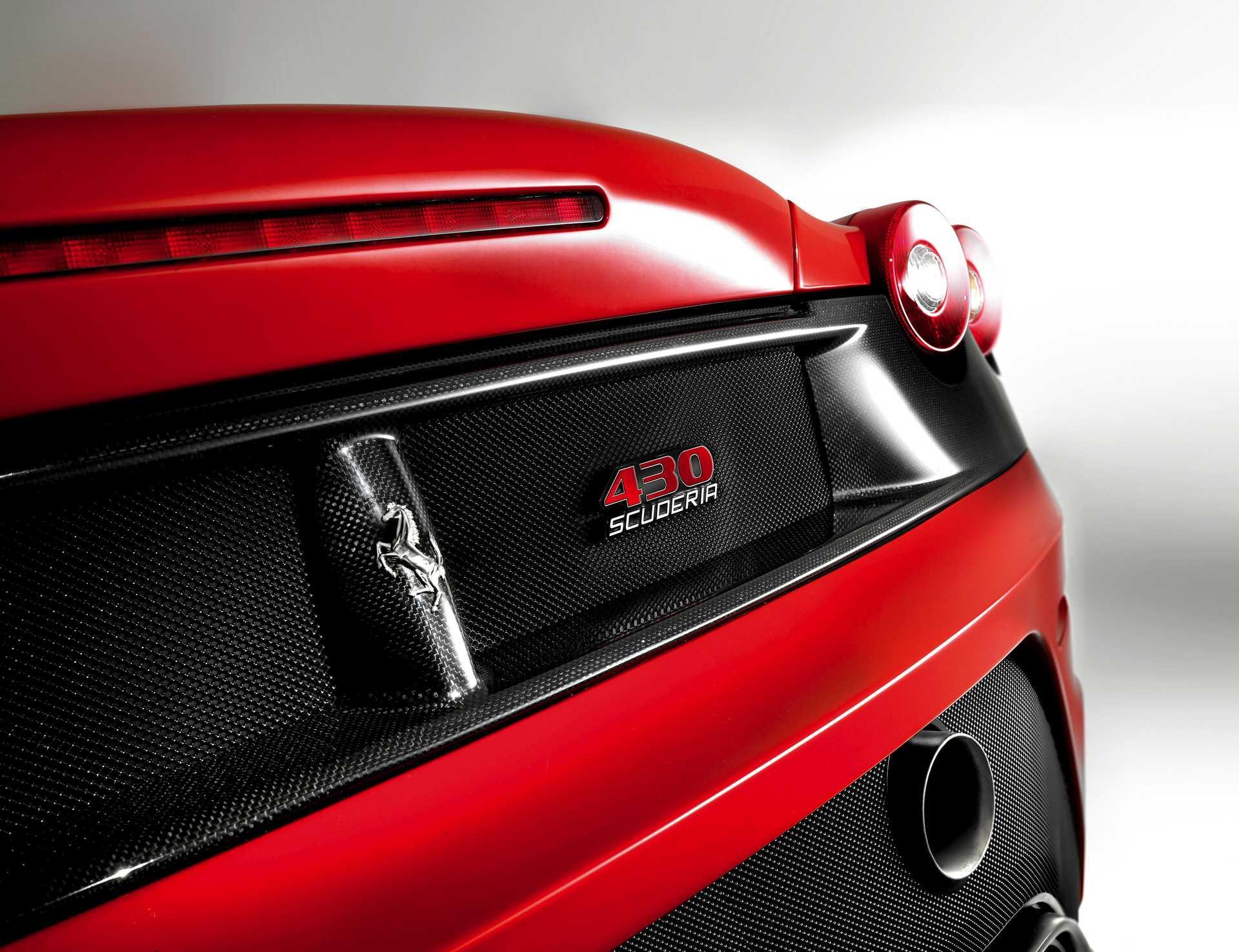Ferrari 430 Scuderia 4.3 V8 Sequential, 510hp, 2008