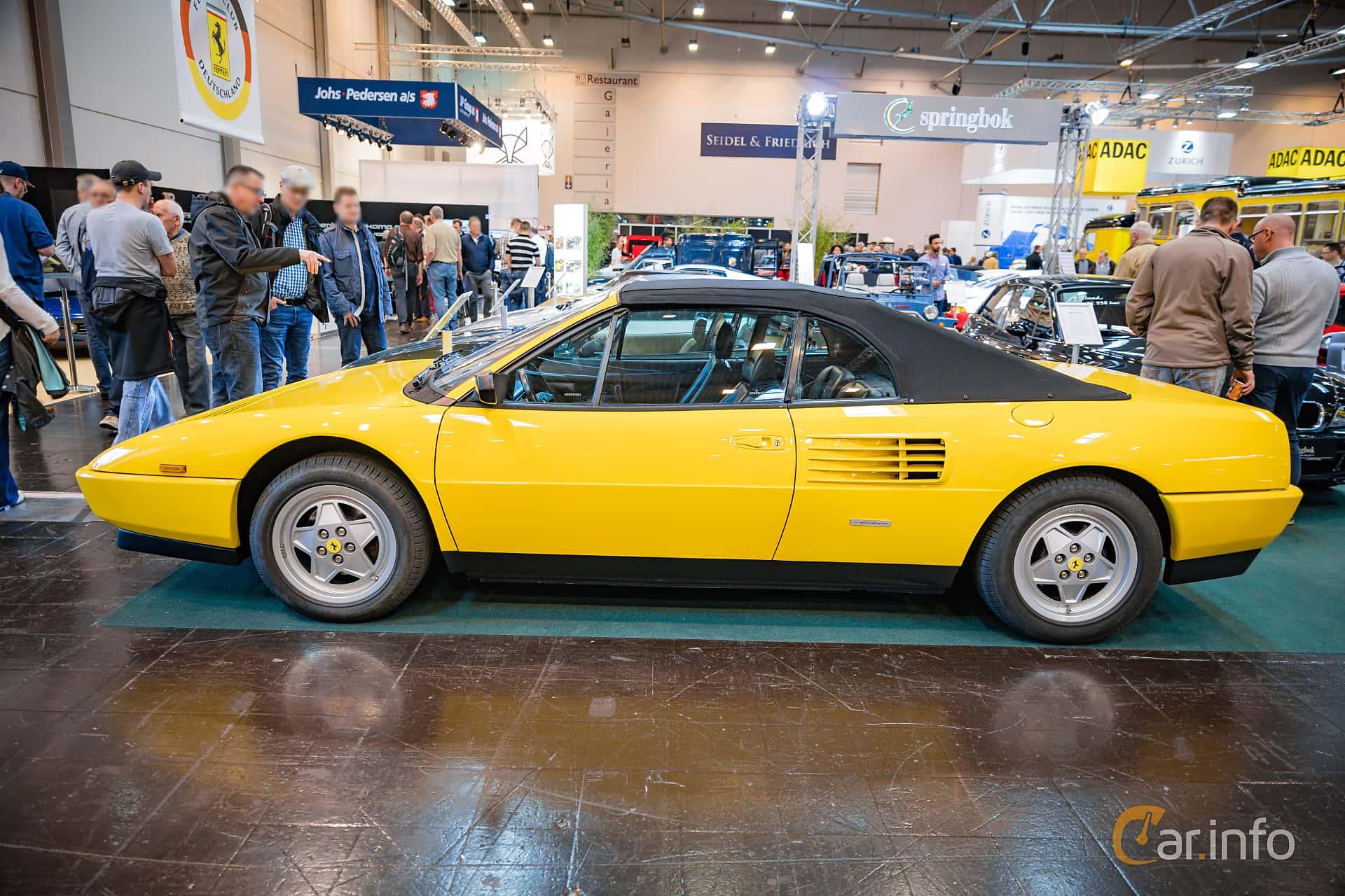ferrari-mondial-cabriolet-side-techno-classica-essen-2016-1-214106 Extraordinary Ferrari Mondial 3.4 T Review Cars Trend