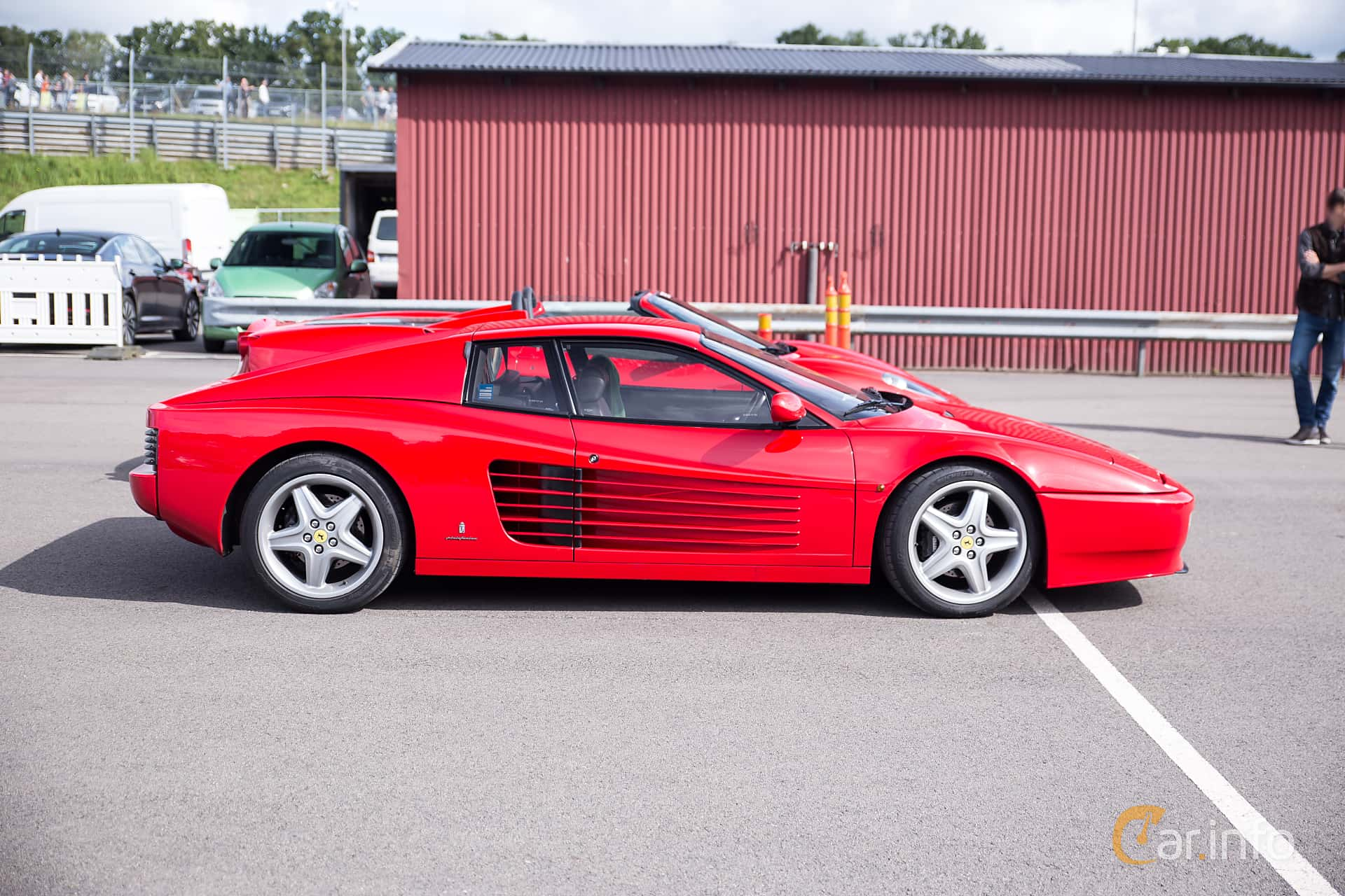 red testarossa sale dyler classic ferrari cars for coupe