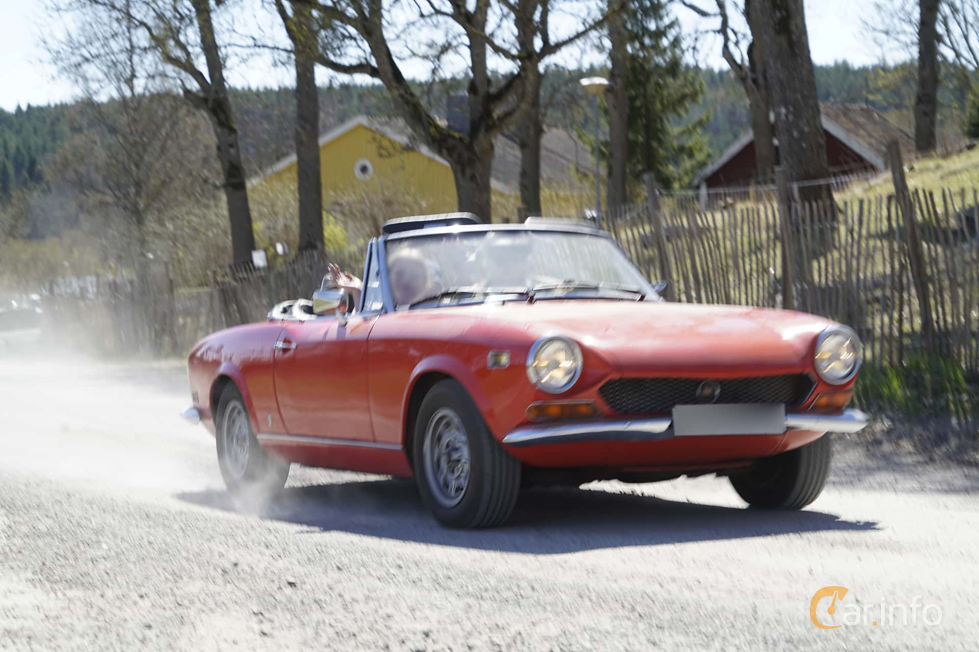 User Images Of Fiat 124 Sport Spider 1st Generation 16 Manual 4 Speed 1971