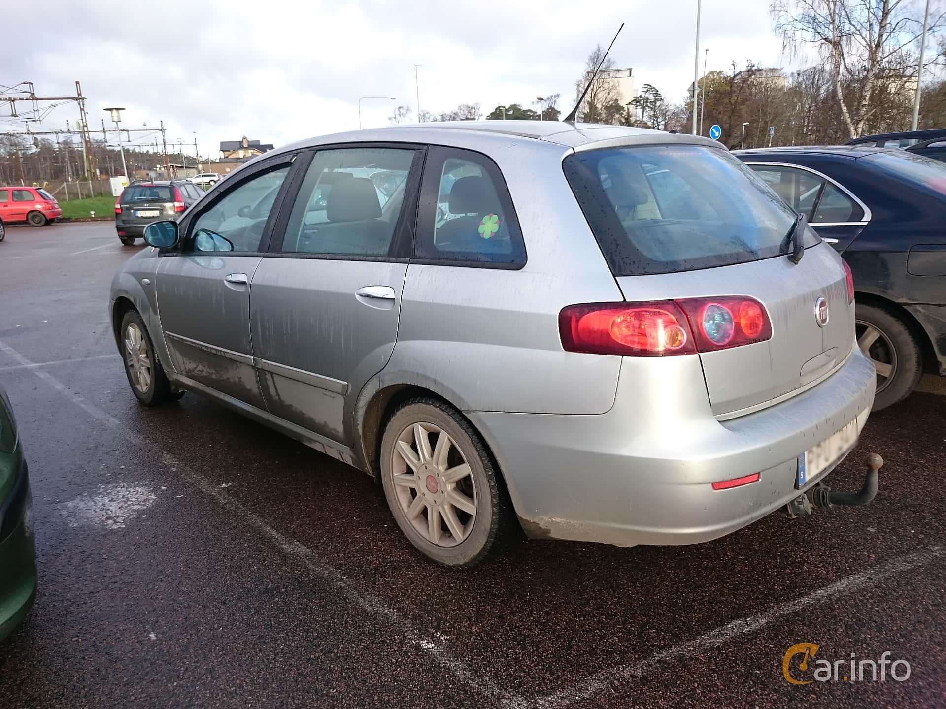 Array - fiat croma 2007  rh   car info