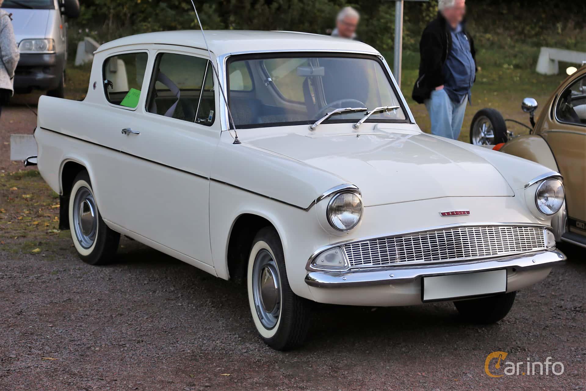 Ford Anglia 1.0 Manual, 39hp, 1961