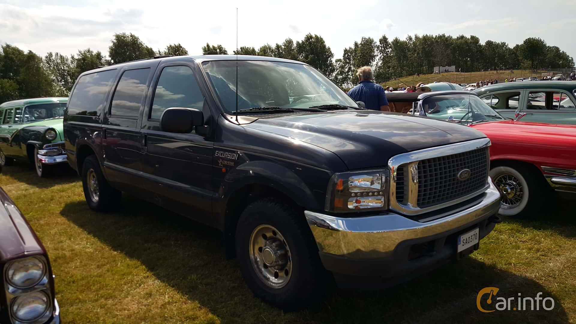 Ford Excursion 1st Generation 7 3 V8