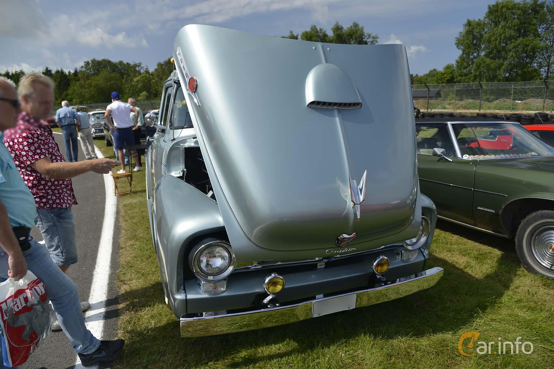 Ford F Pickup 4.6 V8 Manual, 1956 at Wheels & Wings 2015