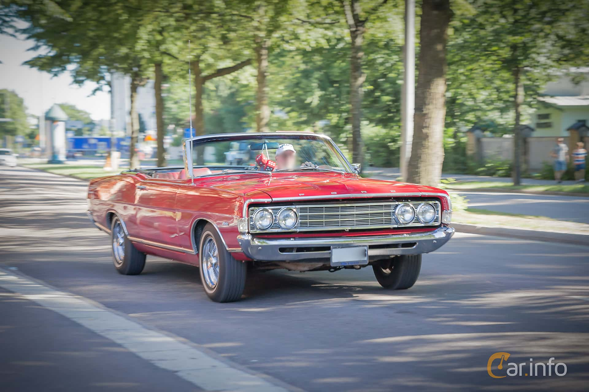 1 Images Of Ford Fairlane Convertible 49 V8 Automatic 223hp 1969 Muscle Cars Front Side 223ps At Power