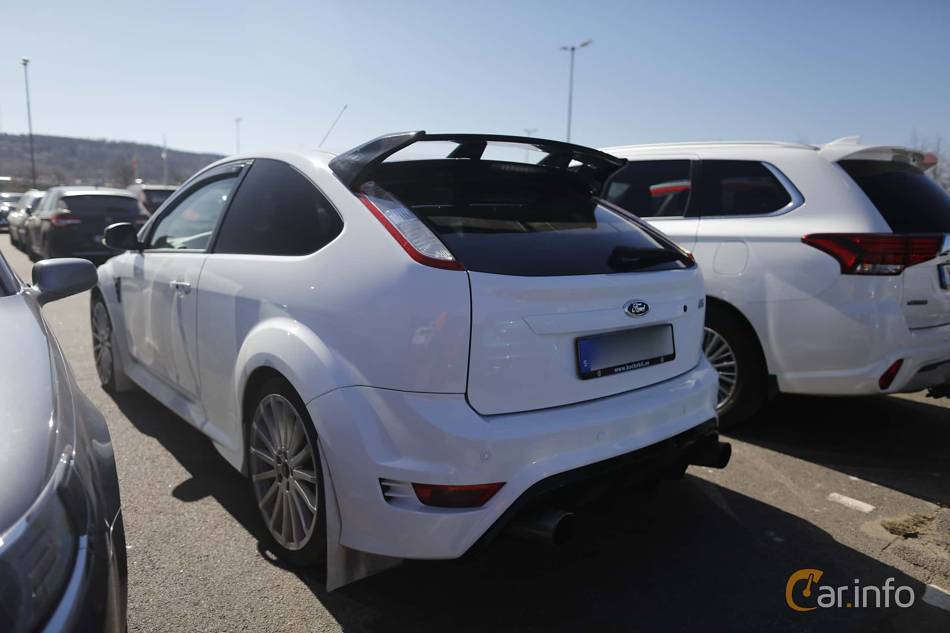Ford Focus RS 2.5 Manual, 305hp, 2010