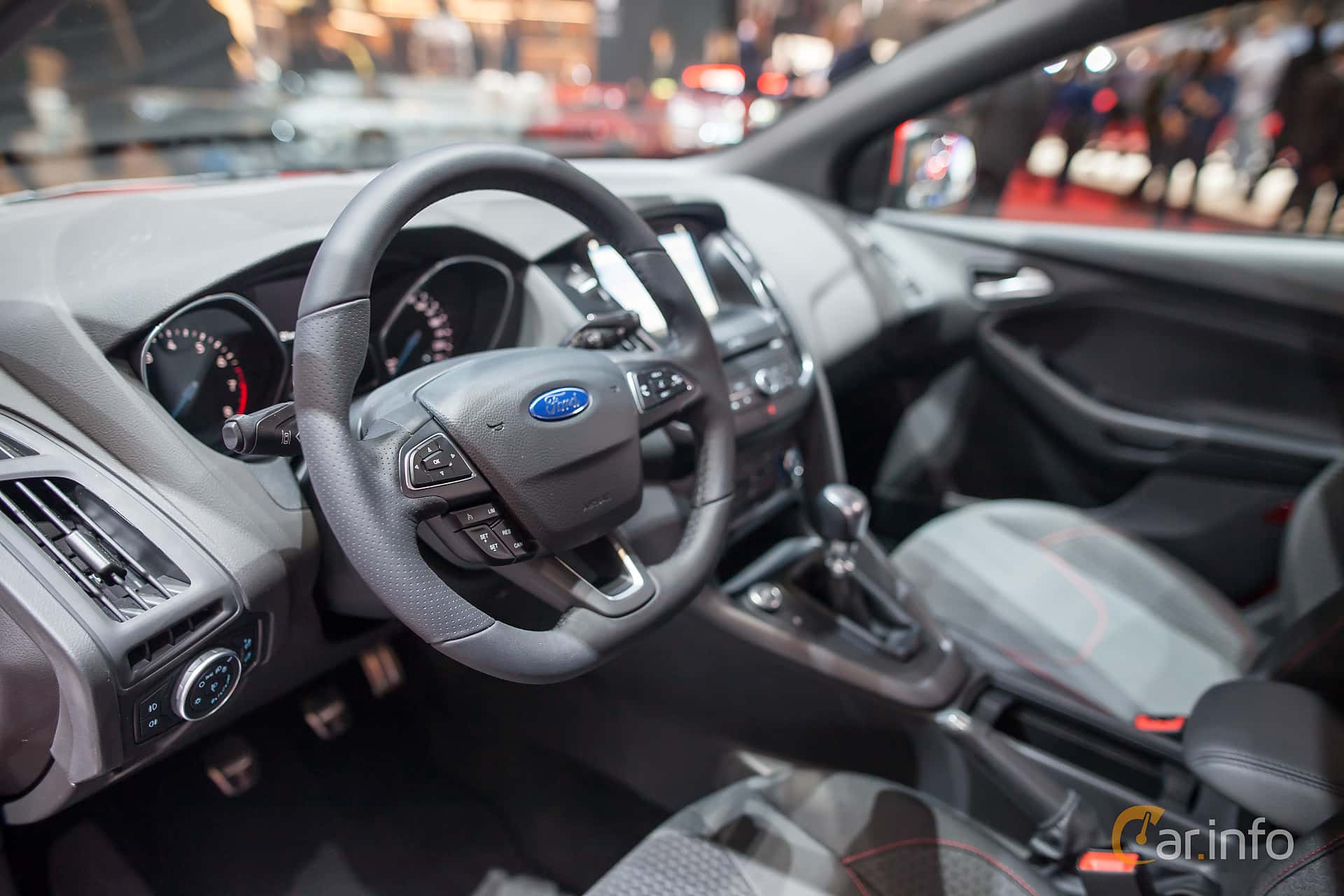 Ford Focus 2017 At Geneva Motor Show