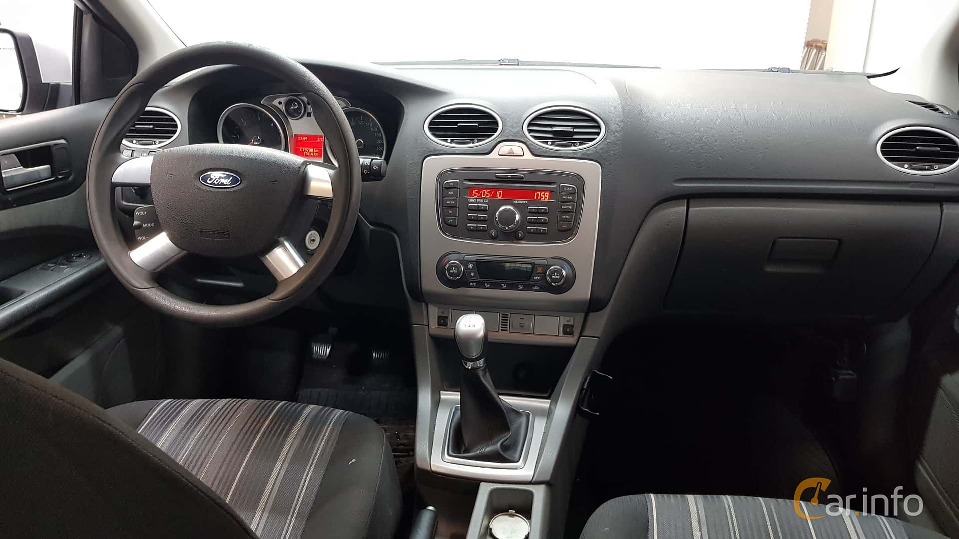 Ford Focus Combi 1 6 Tdci Manual 90hp 2010