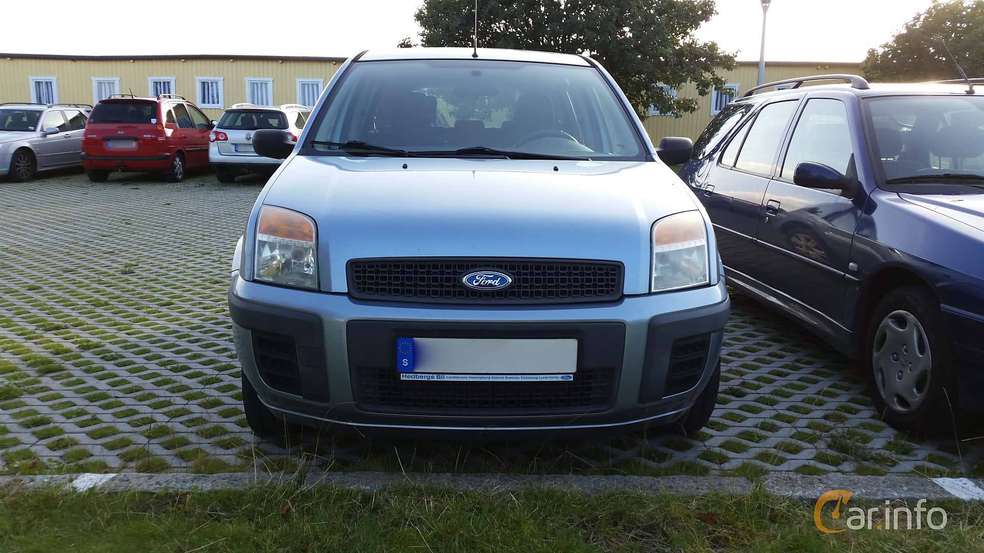 2 Images Of Ford Fusion 1 4 Durashift Est 80hp 2007 By Johanb