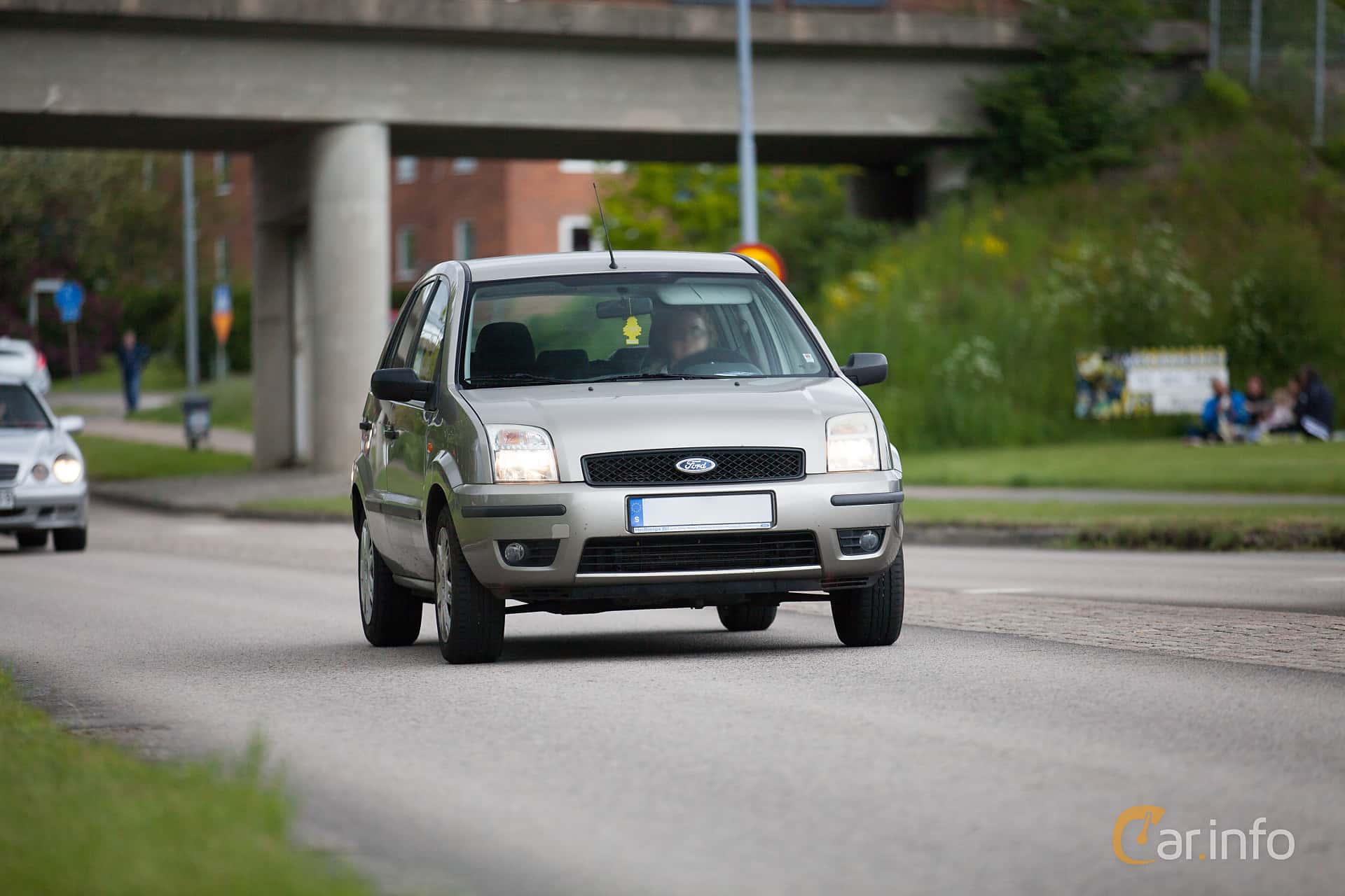 Ford Fusion 1.4 Manual, 80hp, 2005