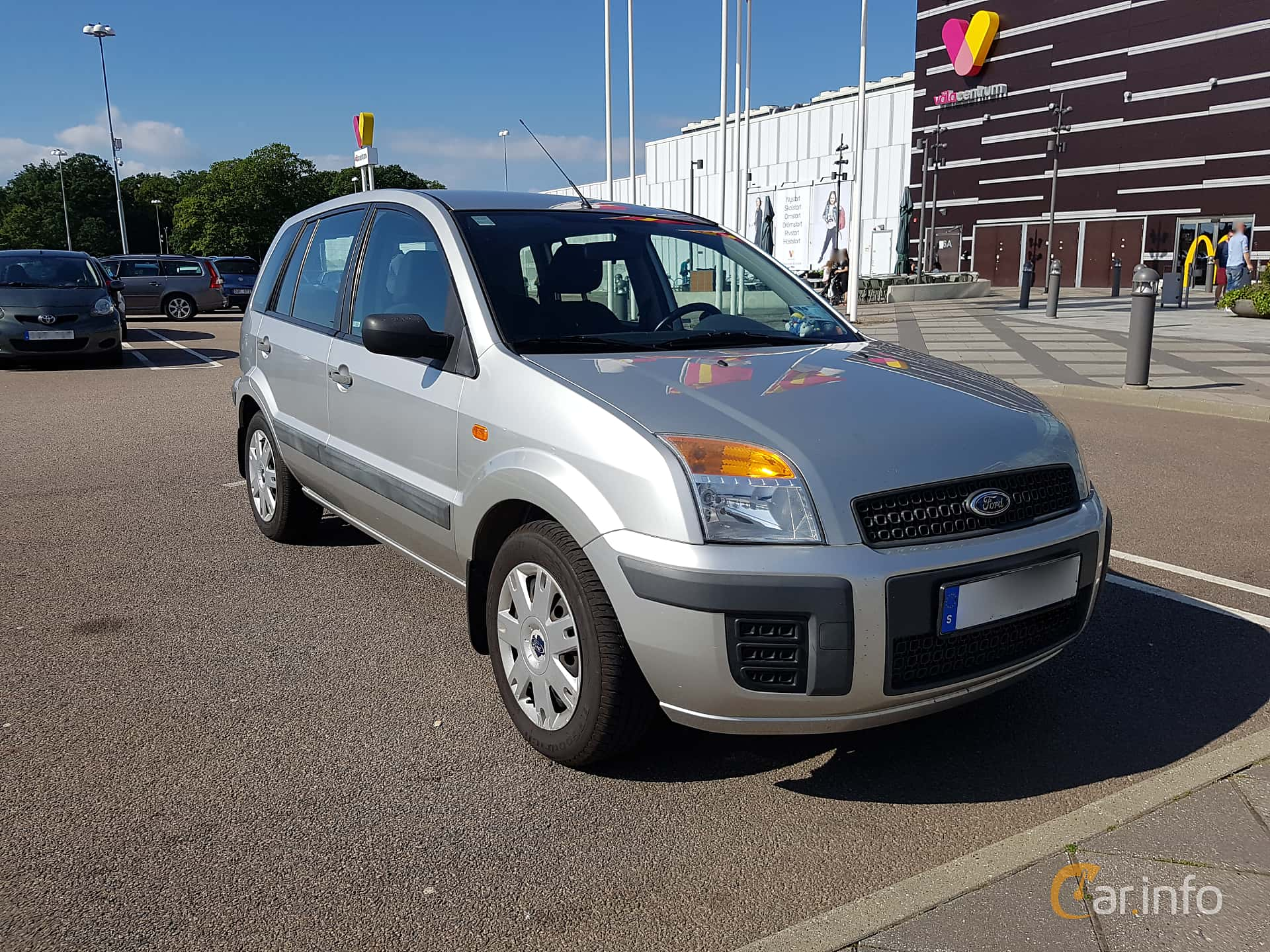 1 Images Of Ford Fusion 1 4 Durashift Est 80hp 2006 By Marcusliedholm