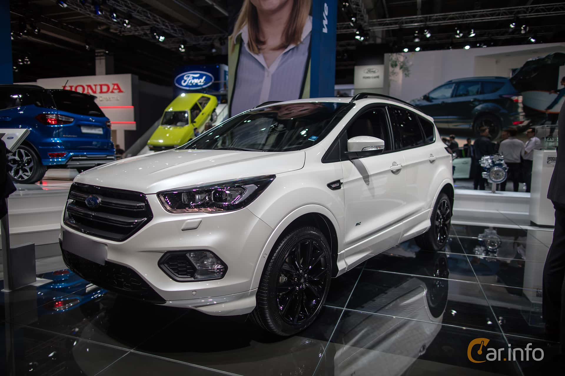ford kuga 2 0 tdci awd powershift 180hp 2018 at iaa 2017. Black Bedroom Furniture Sets. Home Design Ideas