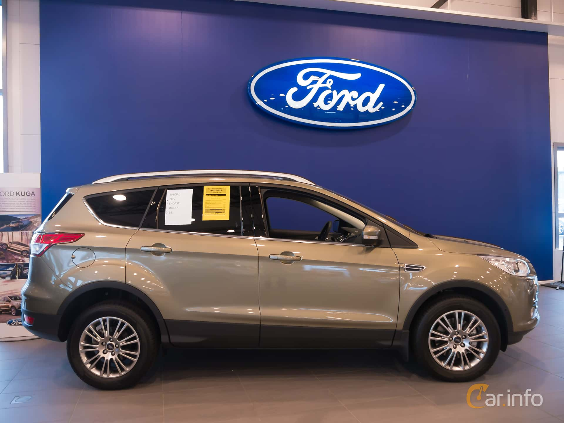 ford kuga 2 0 tdci 4x4 manual 140hp 2013. Black Bedroom Furniture Sets. Home Design Ideas