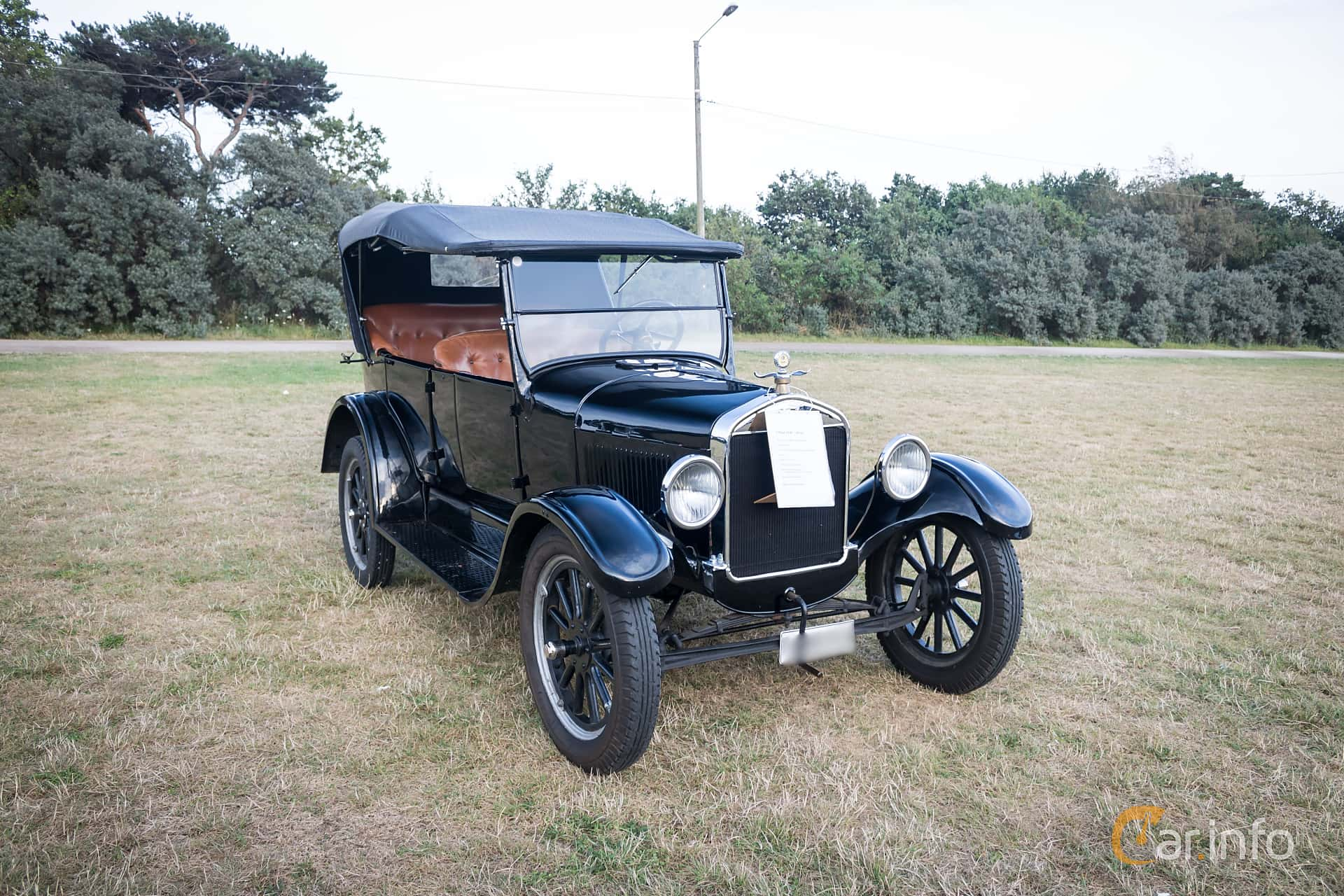 Ford Model T Series IX