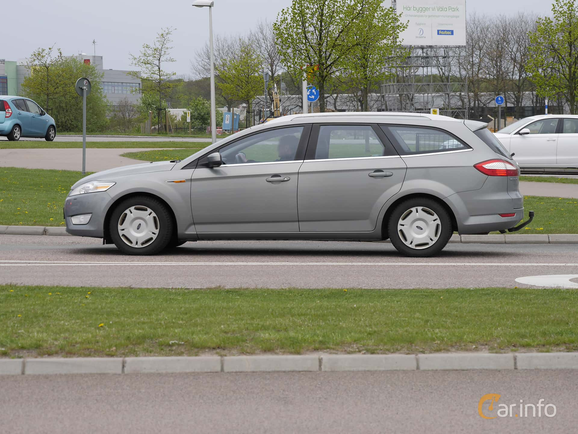 Ford Mondeo 2 3 generation BA7, Automatic, 6-speed