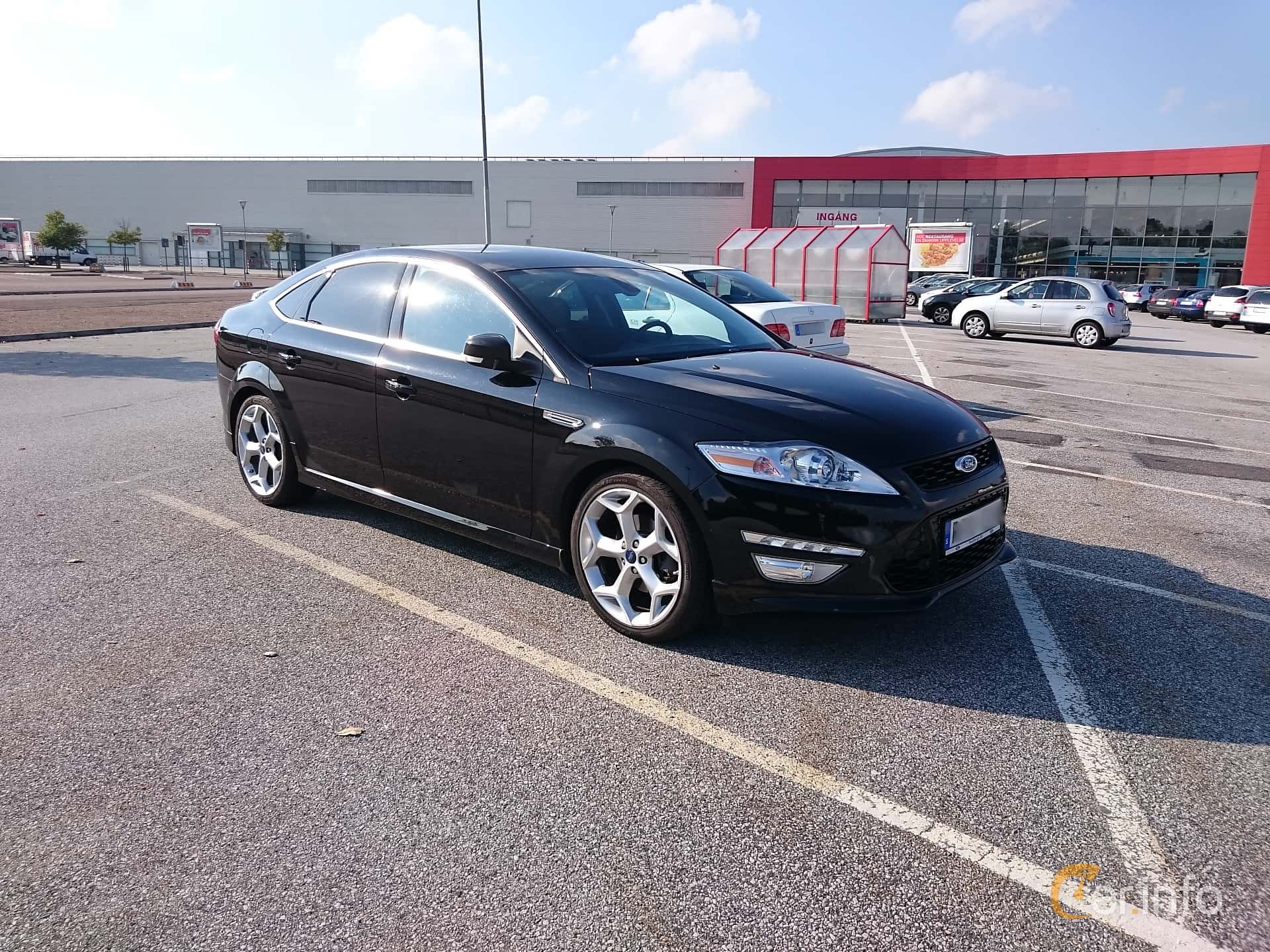 ford mondeo ba7 facelift. Black Bedroom Furniture Sets. Home Design Ideas