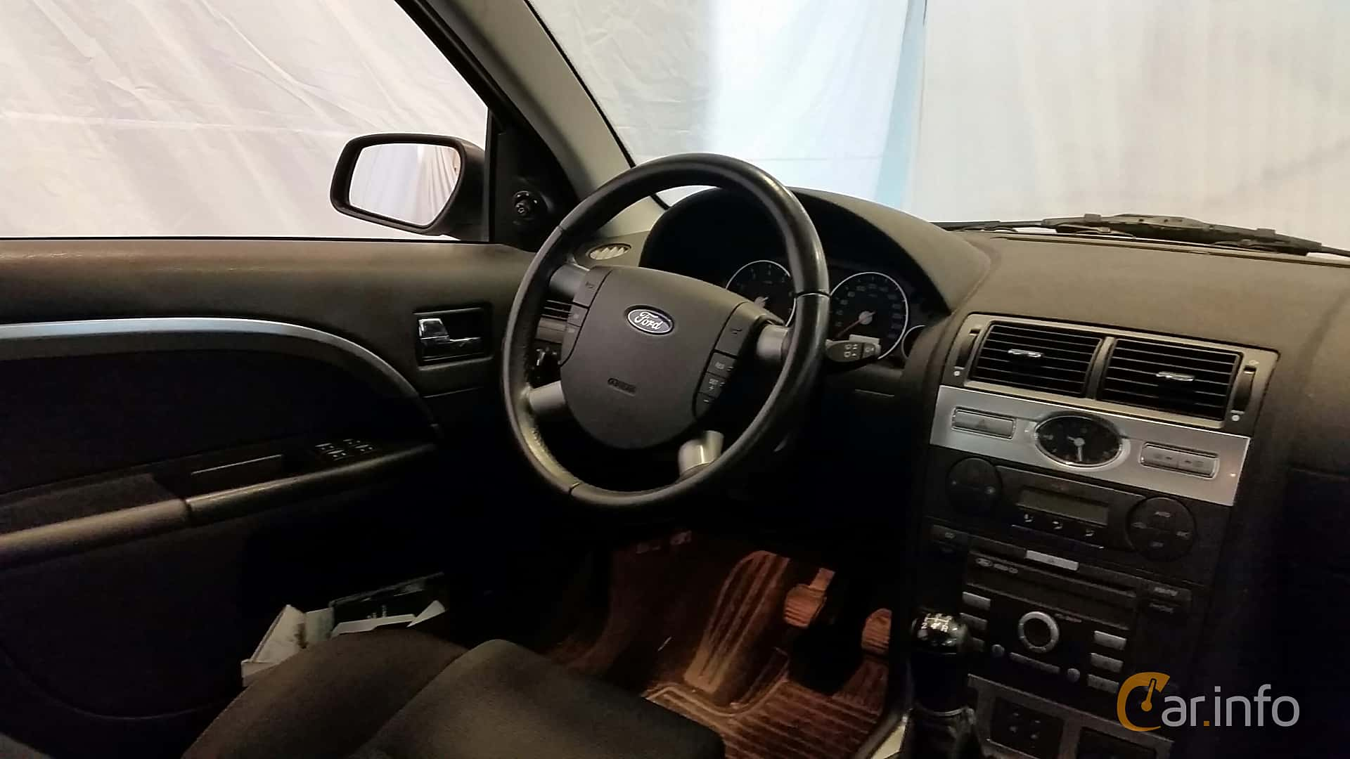 Ford Mondeo Hatchback 2 0 Manual, 145hp, 2005