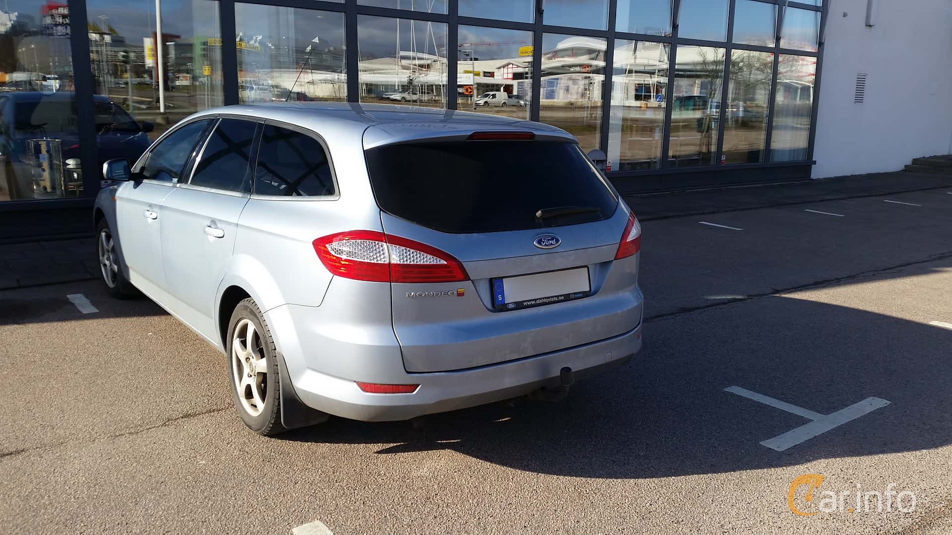 1 images of ford mondeo turnier 2 0 manual 145hp 2008 by jonasbonde rh car info Ford Focus Turnier Ford Mondeo Turnier Tuning