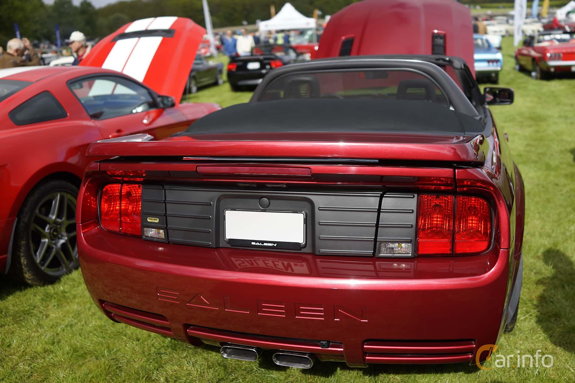 Tagen P Tjolholm Classic Motor 2015 Ford Mustang Convertible Gt 46 V8 Manual 304hp 2006 At