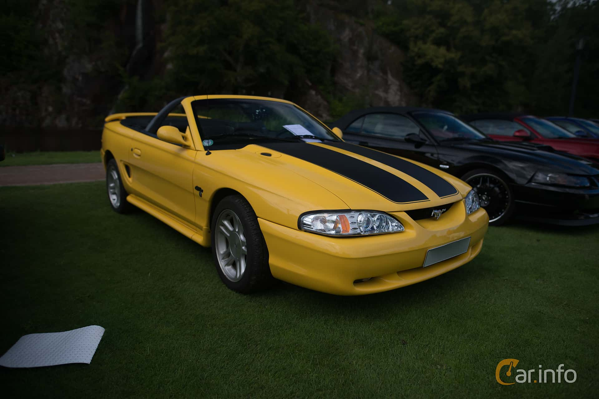 ford mustang 1998 4.6