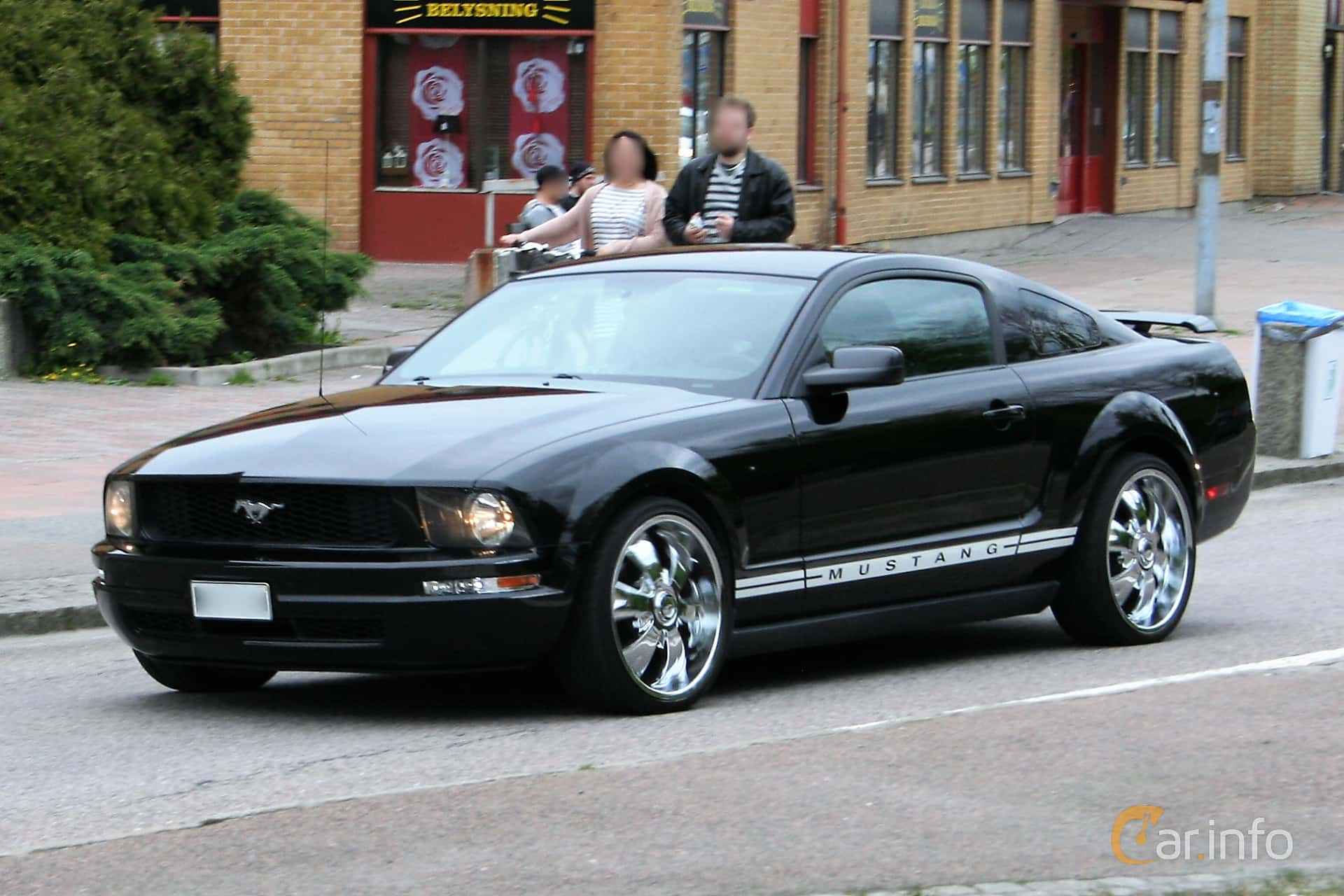 1 images of ford mustang 4 0 v6 automatic 213hp 2005 by espee