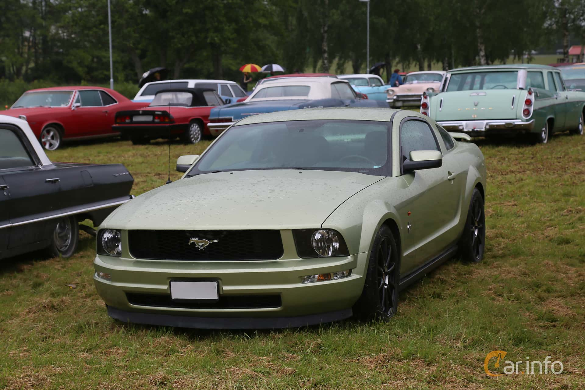 2 images of ford mustang 4 0 v6 automatic 213hp 2005 by espee