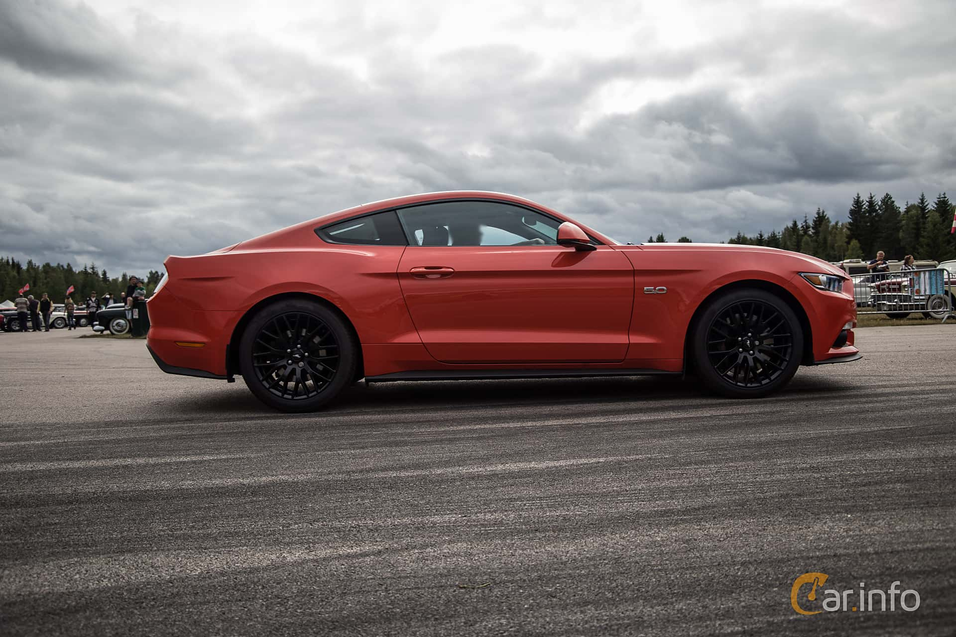 3 Images Of Ford Mustang Gt 5 0 V8 Manual 421hp 2016 By Pelle