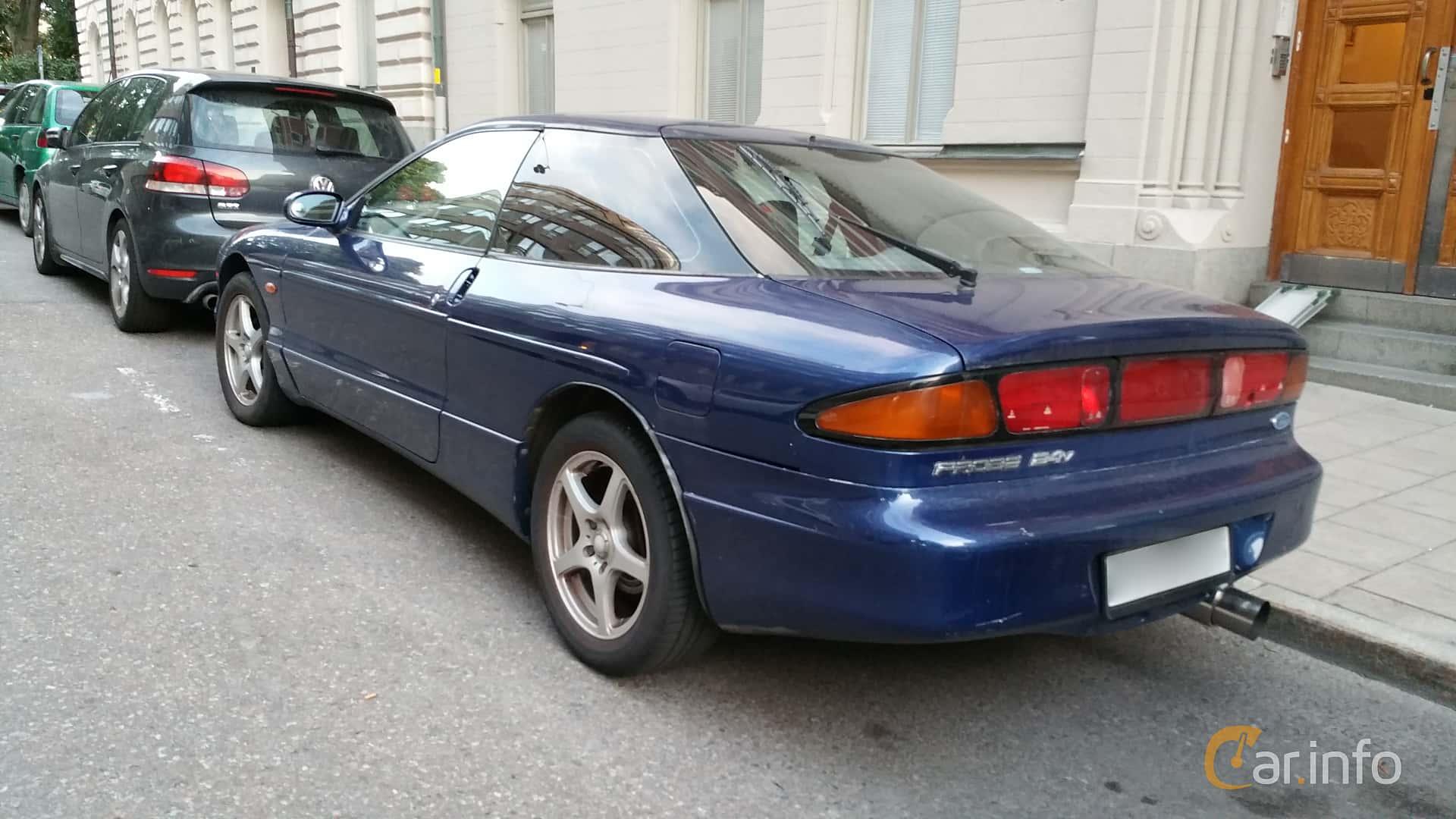 Ford Probe 2.5 V6 Manual, 163hp, 1995