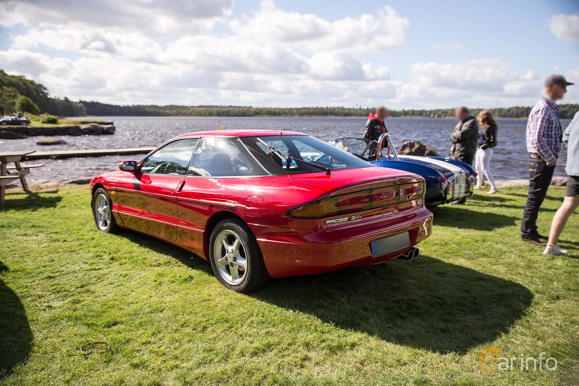 Ford Probe 2.5 V6 Manual, 163hp, 1994 at Sportvagnsträffen 2016