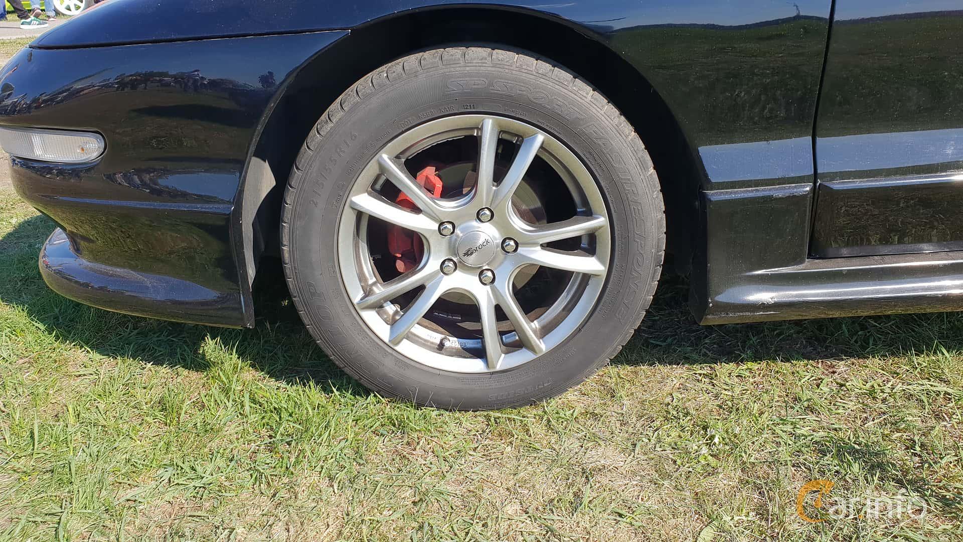 Ford Probe 2.5 V6 Manual, 163hp, 1993 at Old Car Land no.1 2018