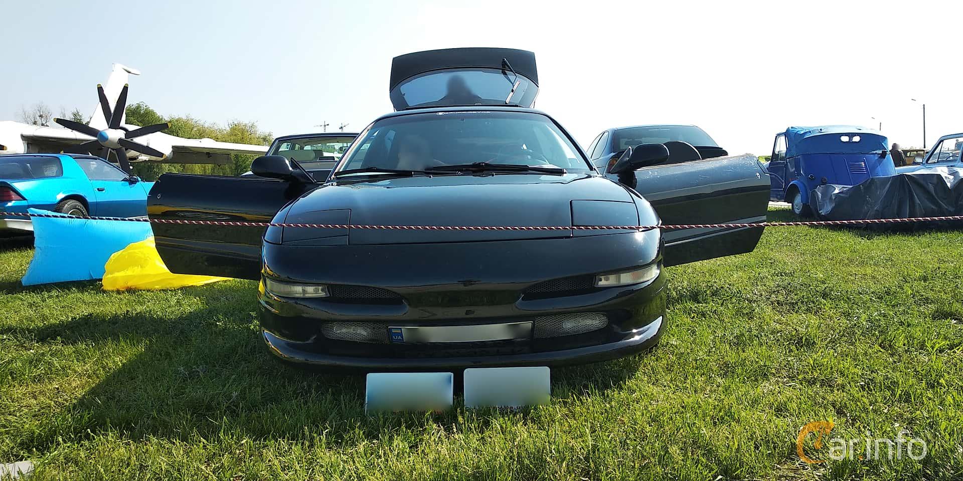 Ford Probe 2.5 V6 Manual, 163hp, 1993 at Old Car Land no.1 2019