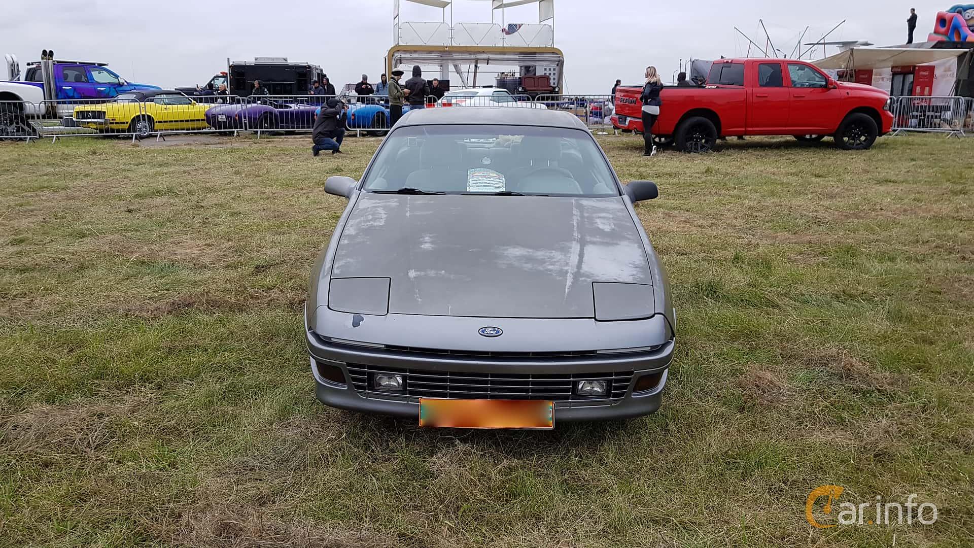 Ford Probe 3.0 V6 Manual, 141hp, 1992 at Old Car Land no.2 2017