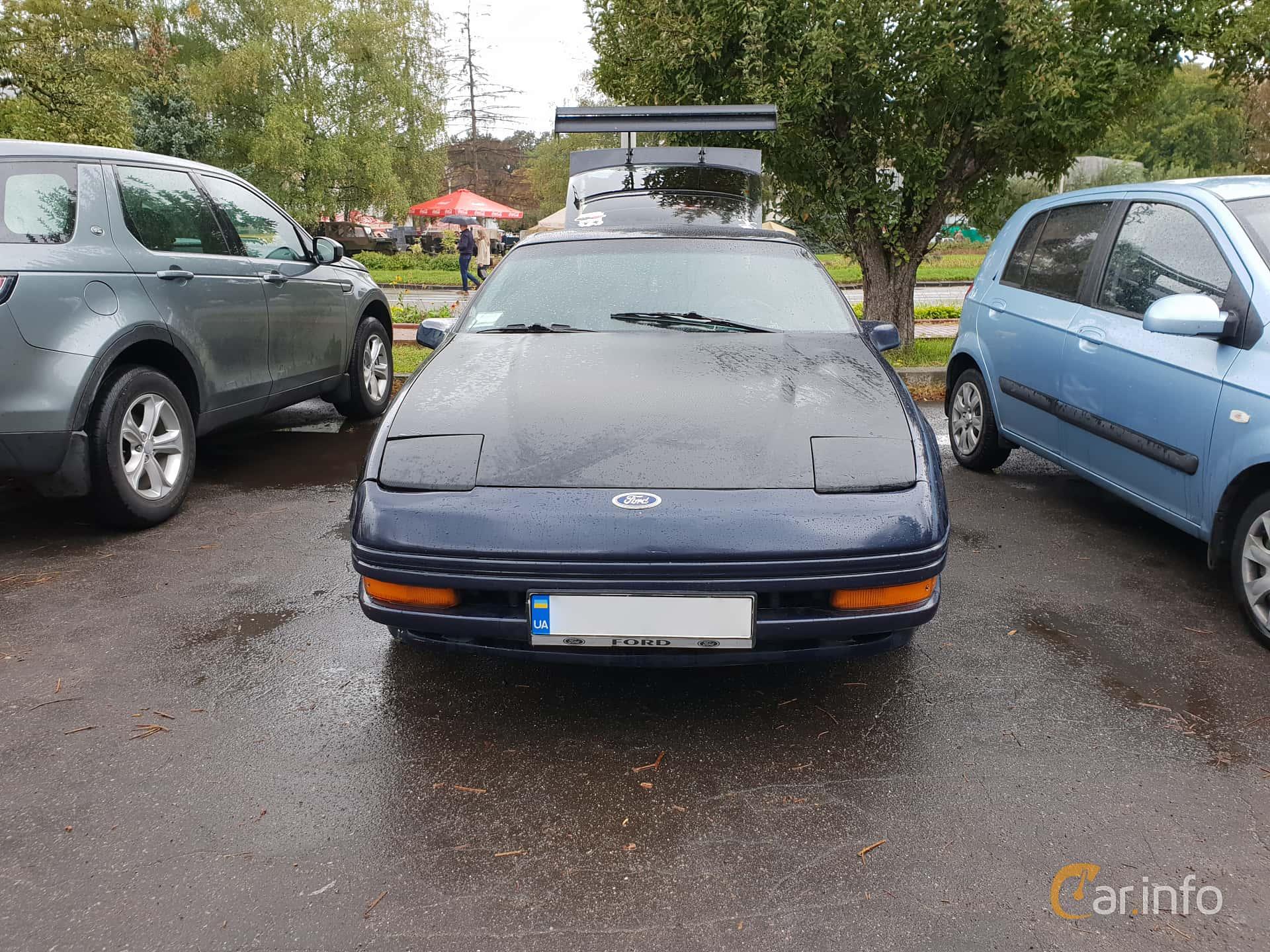 Ford Probe 2.2 Manual, 112hp, 1989 at Old Car Land no.2 2018