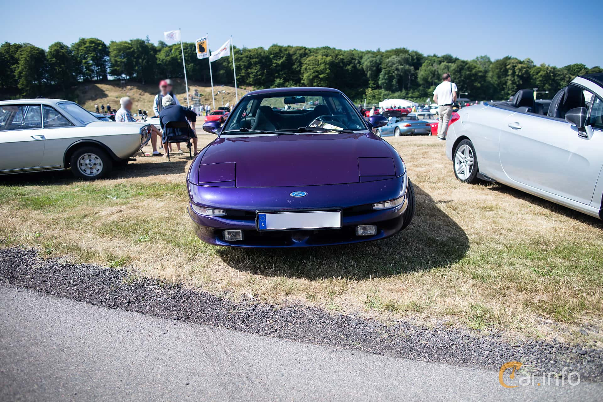 Ford Probe 2.5 V6 Manual, 163hp, 1997 at Svenskt sportvagnsmeeting 2018