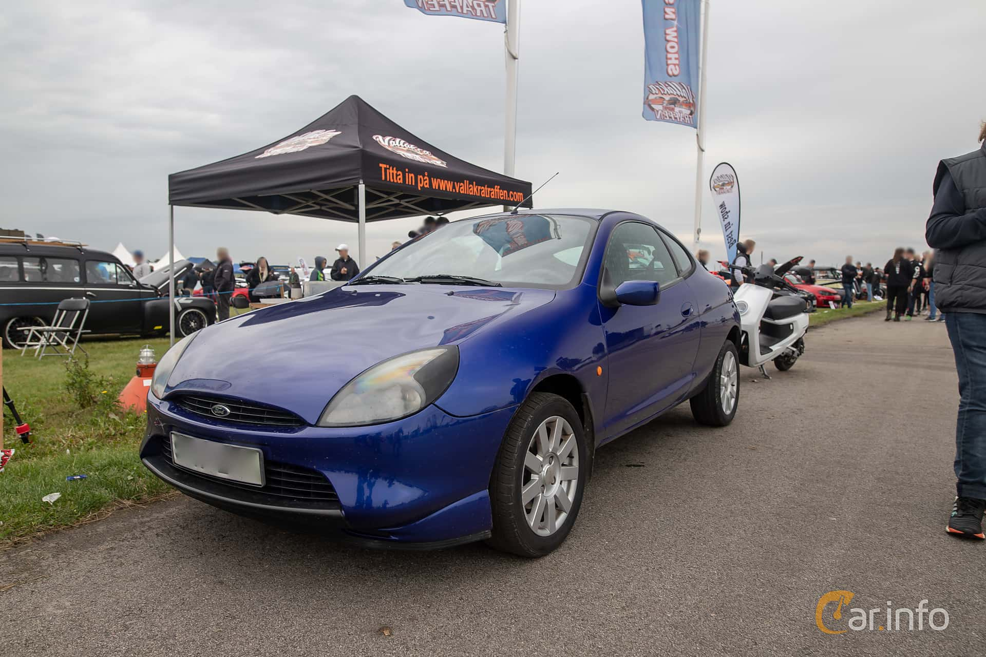 Vadear Reino escala  4 images of Ford Puma 1.7 Manual, 125hp, 2001 by Mbe