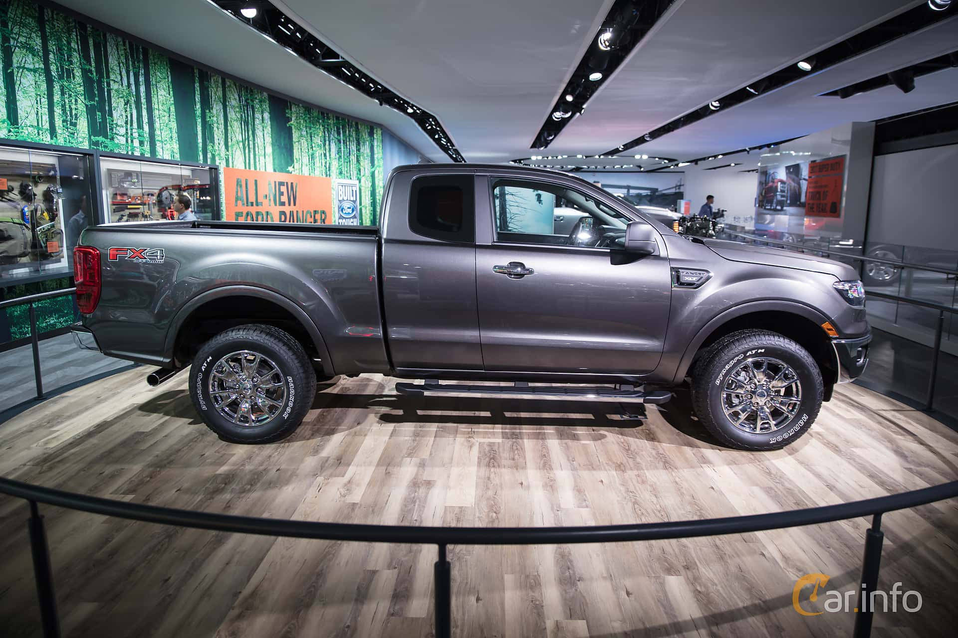 5 images of Ford Ranger SuperCab 2 3 EcoBoost 4x4 Automatic