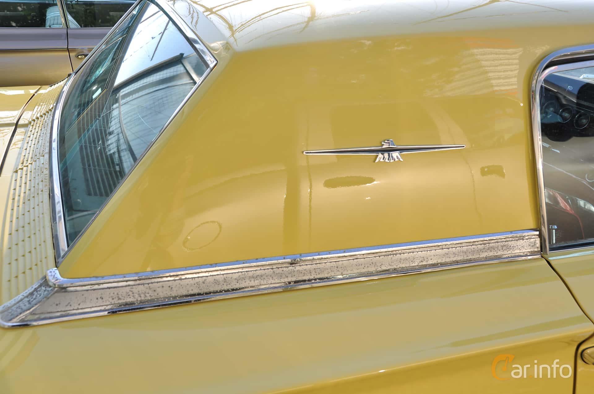 Ford Thunderbird Hardtop 6.4 V8 Automatic, 305hp, 1966