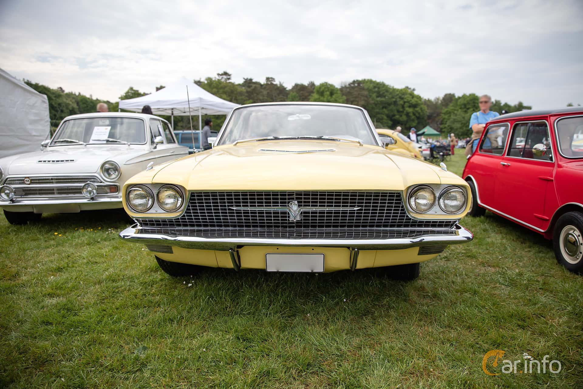 Ford Thunderbird Hardtop 6.4 V8 Automatic, 305hp, 1966 at Tjolöholm Classic Motor 2016