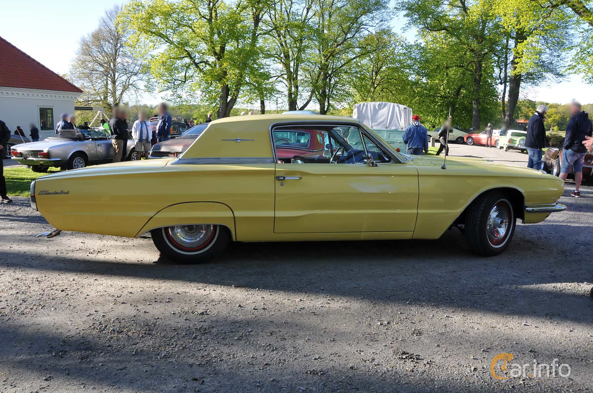 Ford Thunderbird Hardtop 6.4 V8 Automatic, 305hp, 1966