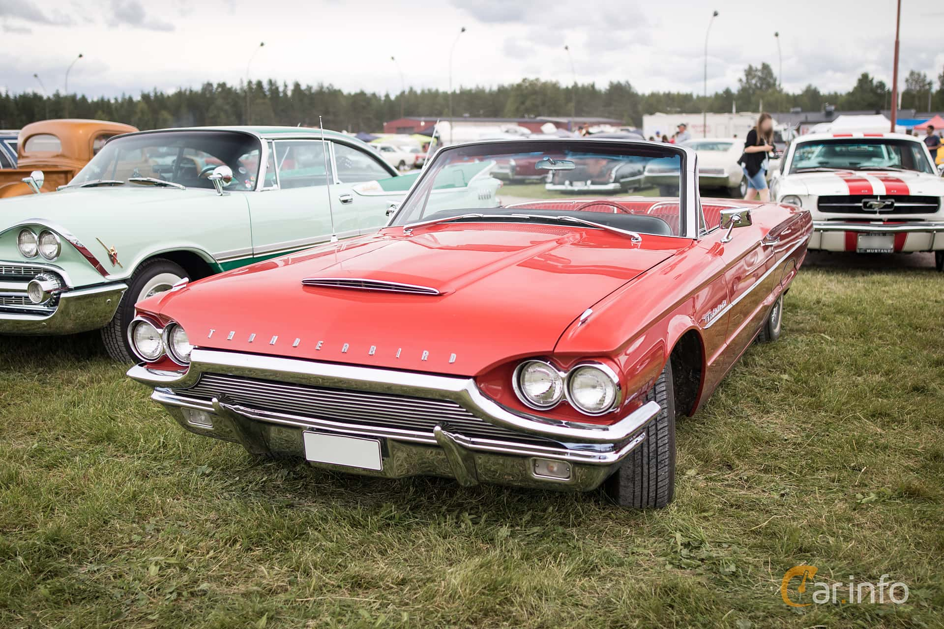 Pictures From Sebastianjohansson 1955 Buick Electra 225 Convertible