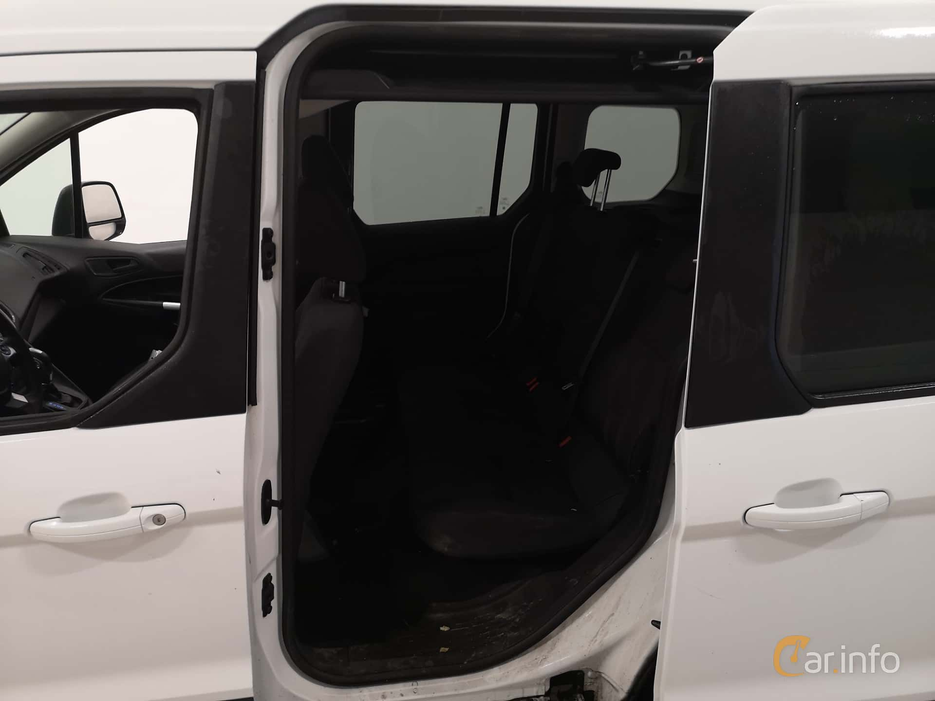 Ford Tourneo Connect 1.6 EcoBoost SelectShift, 150hp, 2014