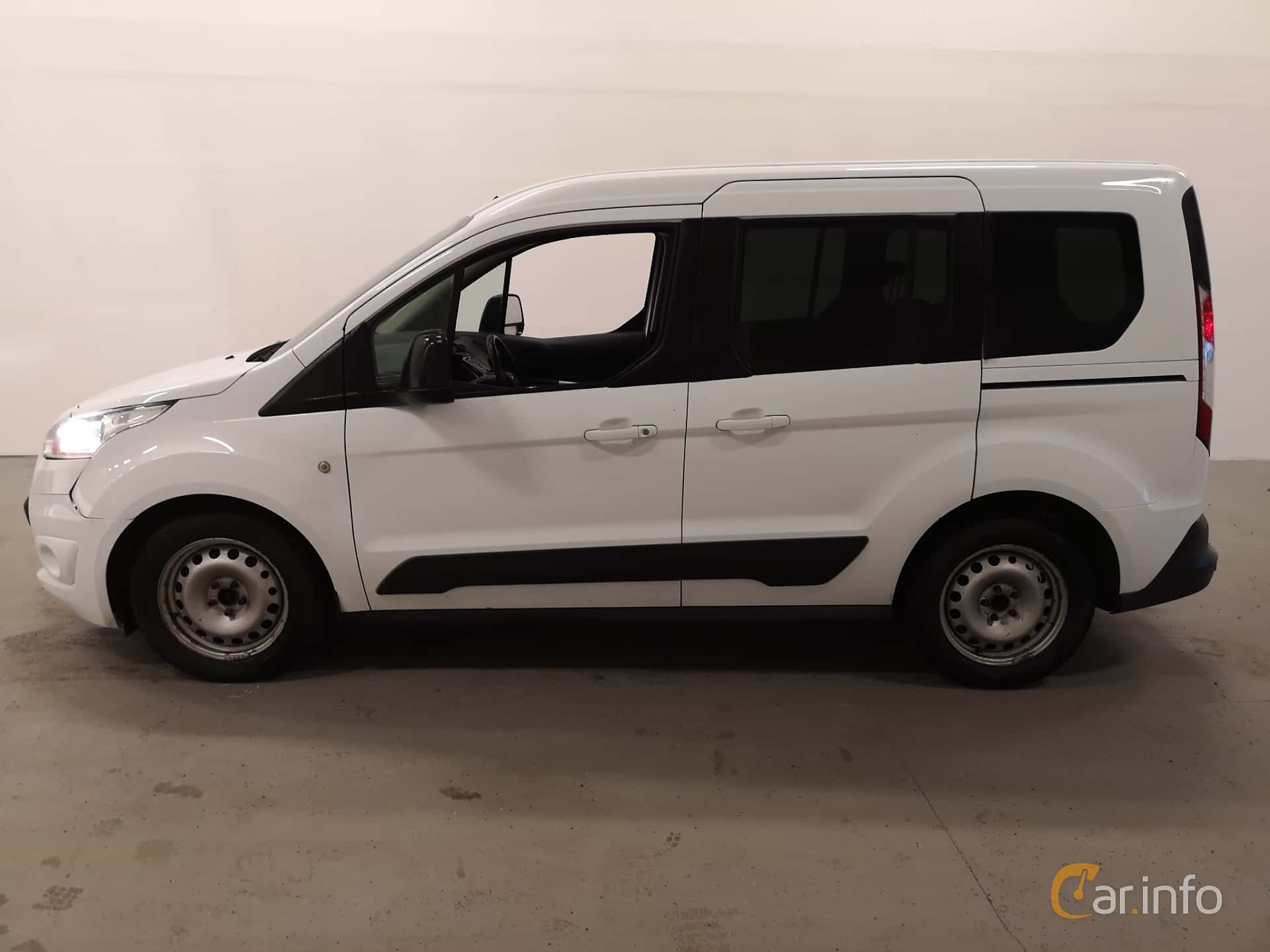Side  of Ford Tourneo Connect 1.6 EcoBoost SelectShift, 150ps, 2014