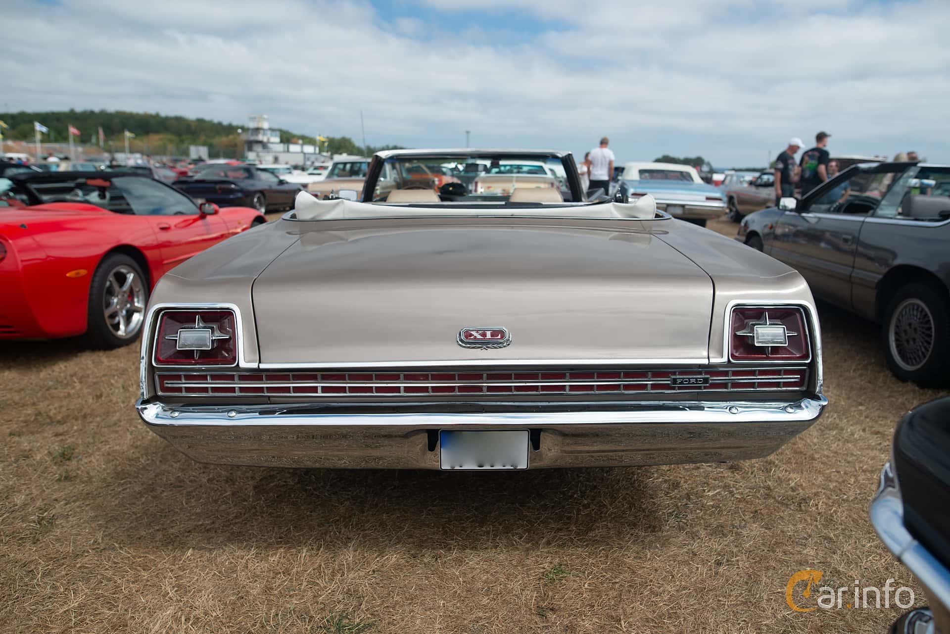 Ford XL Convertible 1969 at Wheels & Wings 2018