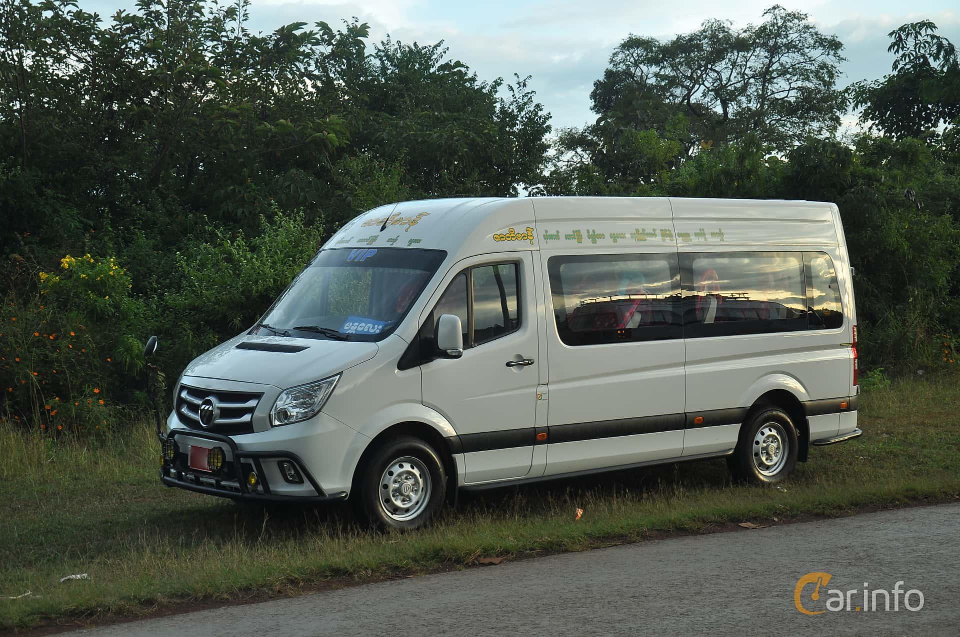 покажите пожалуйста микроавтобус фотон с пробегом хозяева
