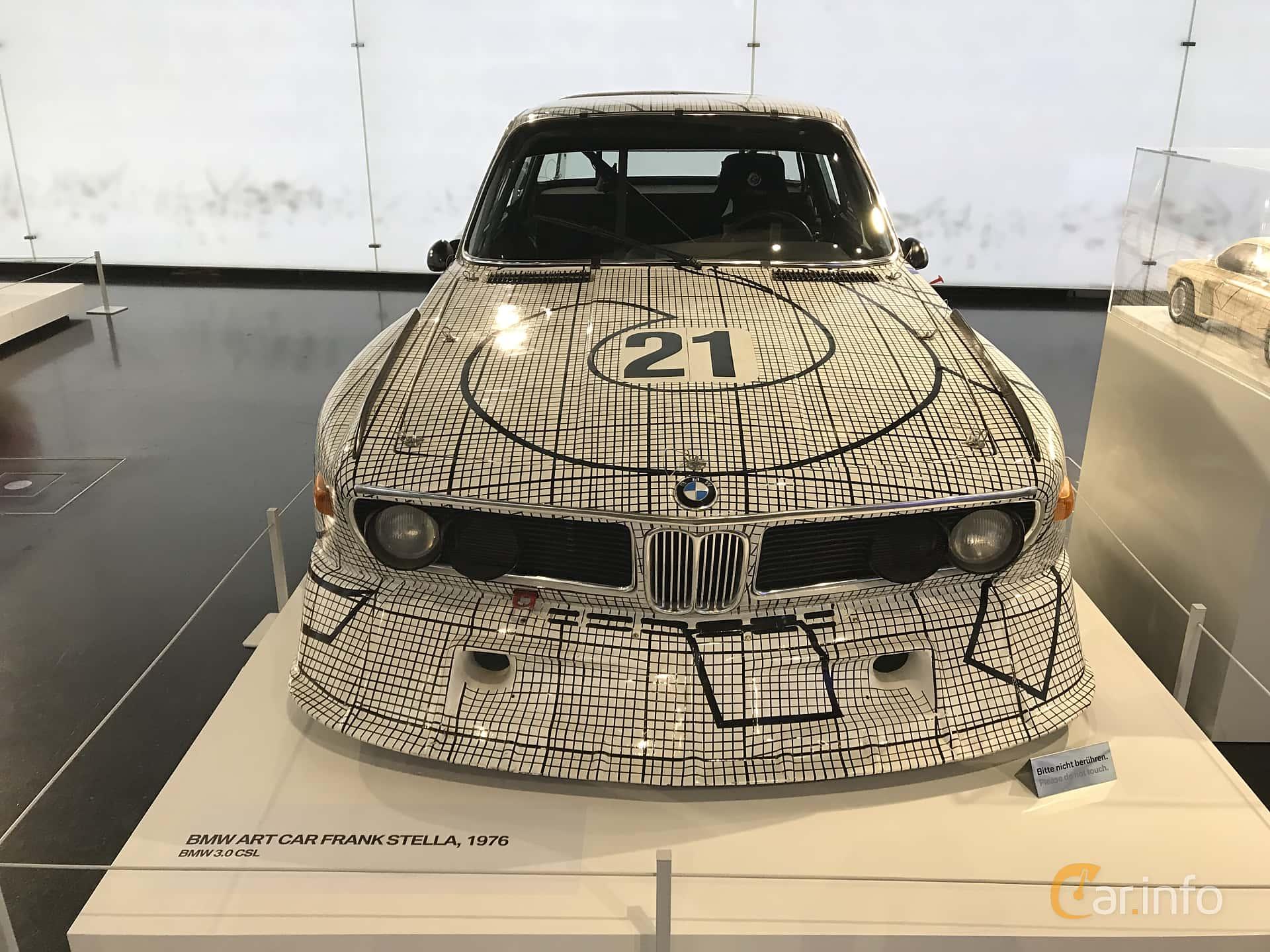 BMW 3.0 CSL Group 5  Manual, 487hp, 1976