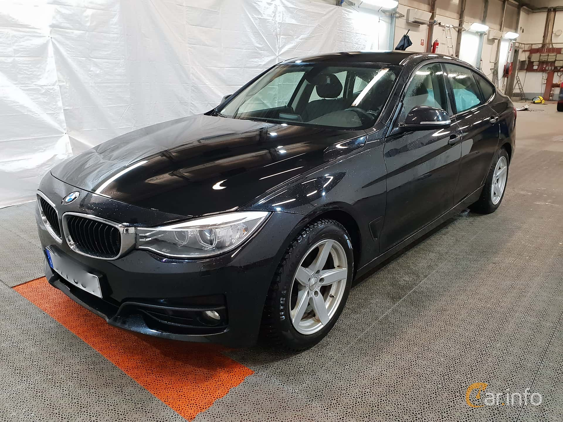 Bmw 318d Gran Turismo Manual 143hp 2015 Tradingsolutions