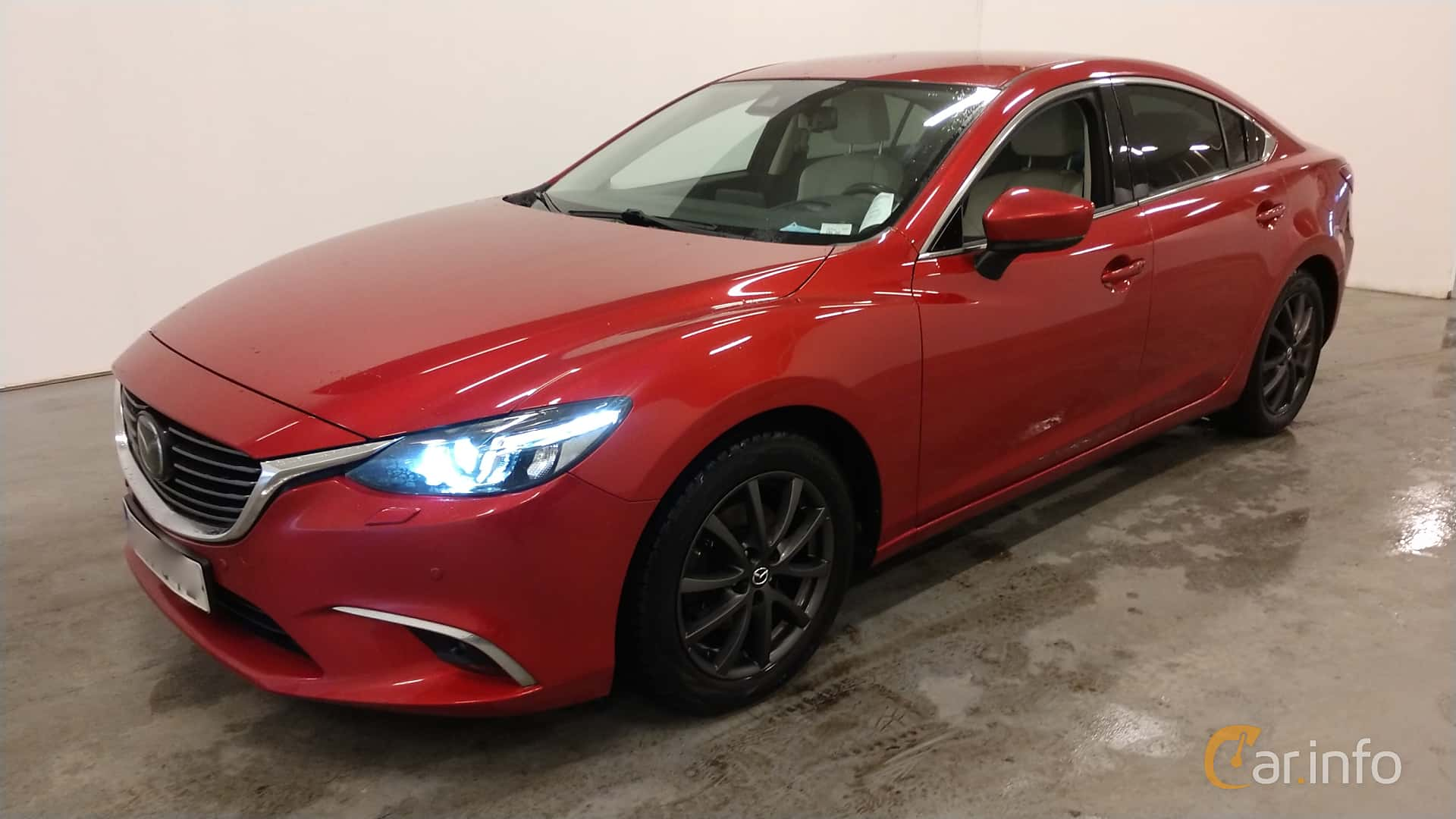 Mazda 6 Sedan 2.5 SKYACTIV-G Automatic, 192hp, 2017