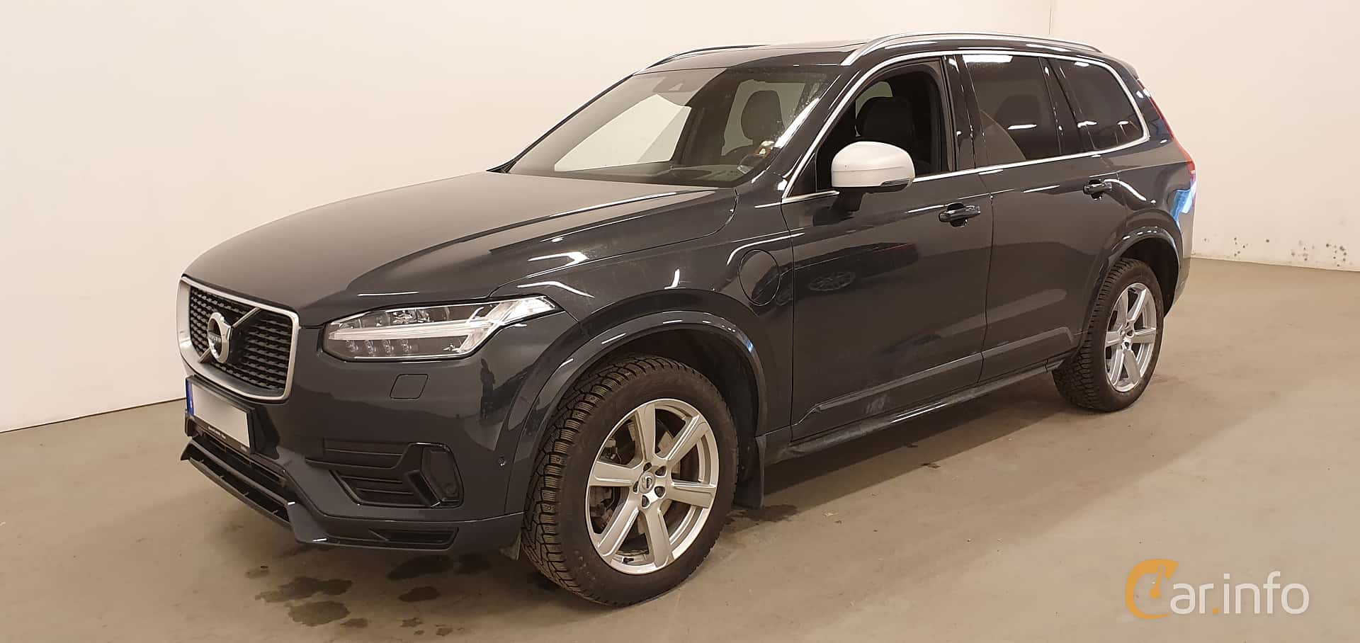 Volvo XC90 T8 AWD Geartronic, 407hp, 2018